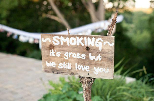 5 Funny Wedding Signs To Use At Your Wedding