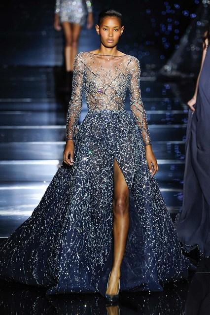 The Magical Zuhair Murad Collection for Fall/Winter 2015 at Paris Fashion Week 2015