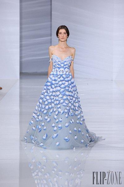 The Magnificent Haute Couture Collection of Georges Hobeika for Fall/Winter 2015-2016