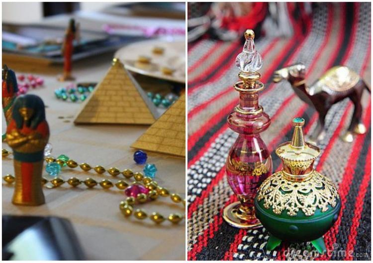 A Magical Egyptian Wedding Theme