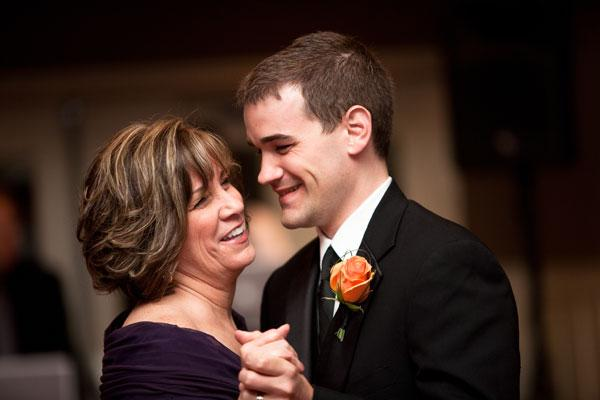 Wedding Song Ideas For An Adorable Mother And Son Dance