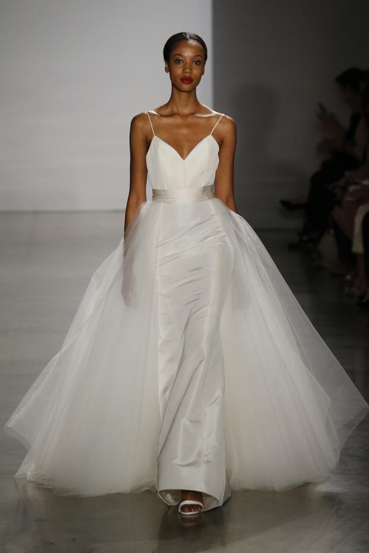 Amsale's Fall 2016 Bridal Collection at New York Bridal Week
