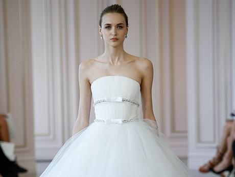 Upcoming Bridal Gown Trends For Spring 2016