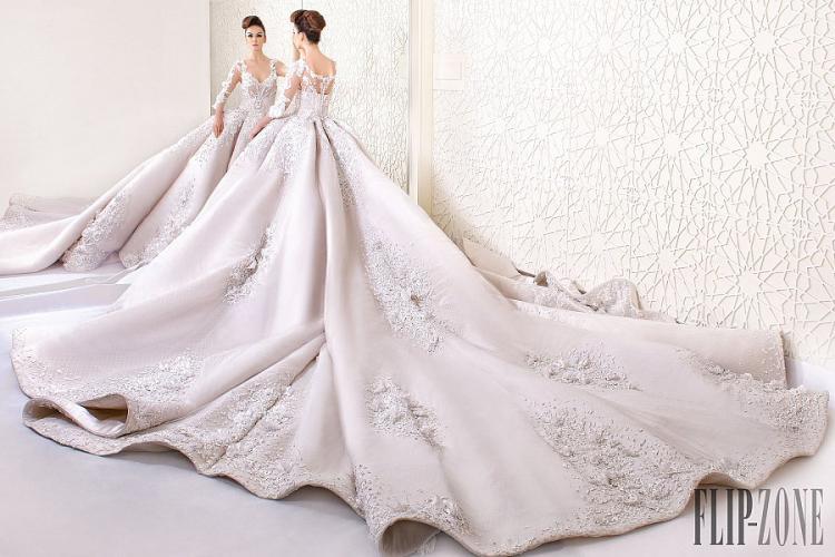 Take A Look At Dar Sara's Bridal Collection for 2016