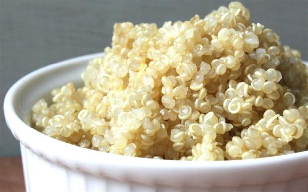 Quinoa For The Healthy and Fit Bride