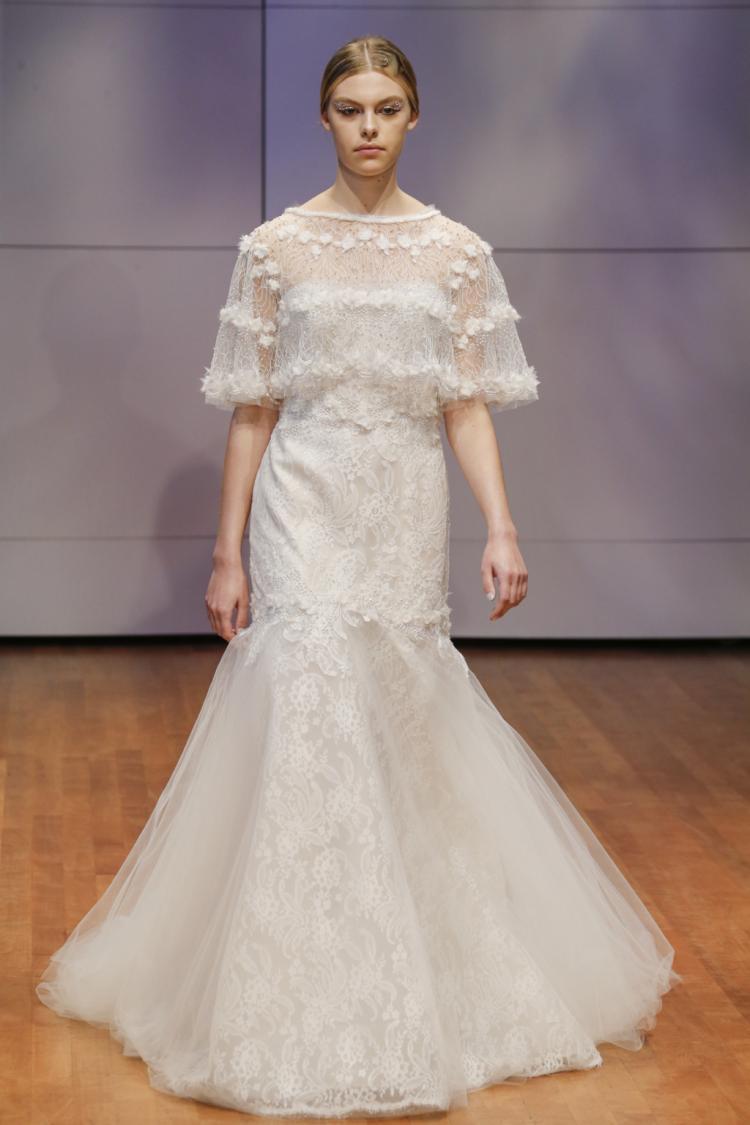 Rivini by Rita Vinieris Bridal Fall 2016 Collection at New York Bridal Week