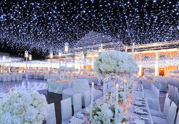 Your Guide to The Perfect Wedding Lights