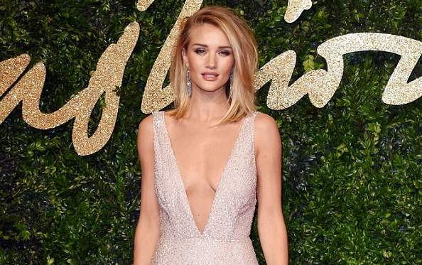 White Dresses For Your Bridal Inspiration From The British Fashion Awards 2015