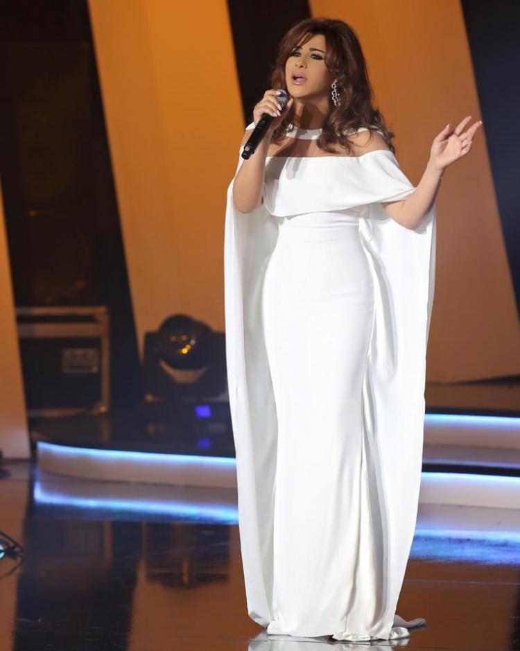 Najwa Karam's Latest Look For Your Bridal Inspiration