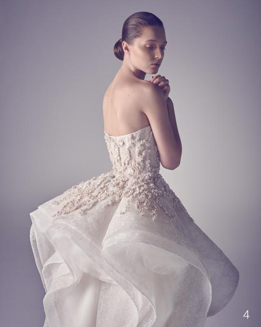 The Latest Ashi Studio Wedding Dresses
