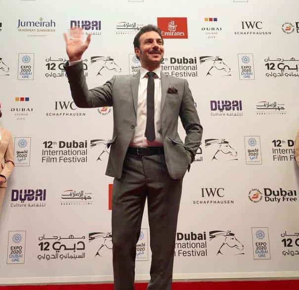 The Best Celebrity Looks From The Dubai International Film Festival
