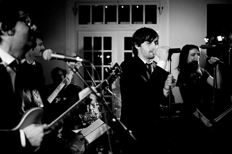 Wedding Trend 2016: Live Music Entertainement