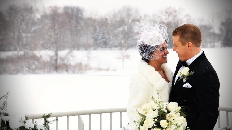 The Best Tips For Your Winter Wedding Photography