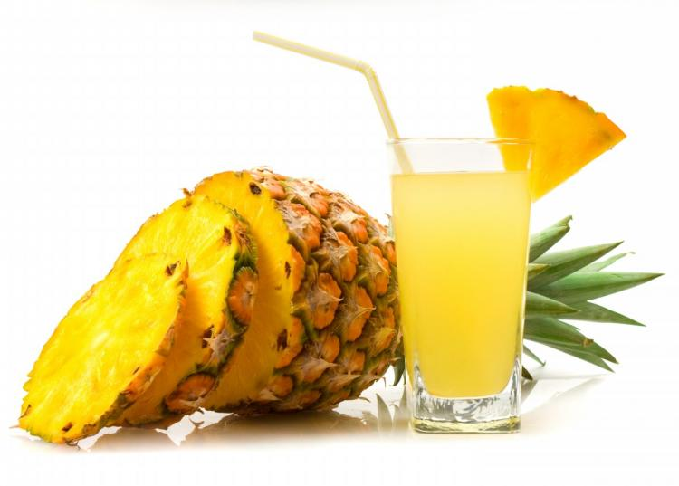 Pineapple For A Healthy Glowing Bride