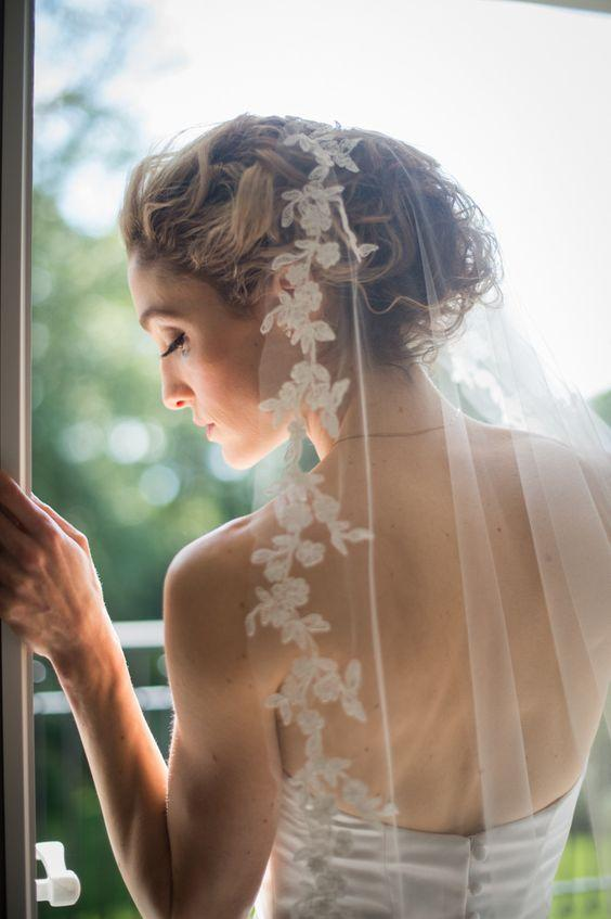 Stunning Cathedral Veils For The Tall Bride