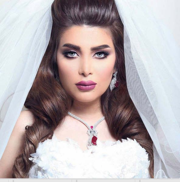 Bridal Makeup Looks By Kuwaiti Makeup Artist Dana Alsairafi