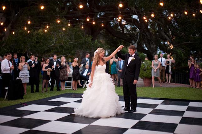 Beautiful Wedding Dance Floors You Will Love