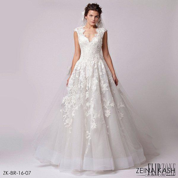 Zeina Kash's Spring and Summer 2016 Bridal Collection