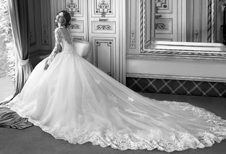 Black & White Wedding Dresses 30 Popular The Best Bridal Boutiques