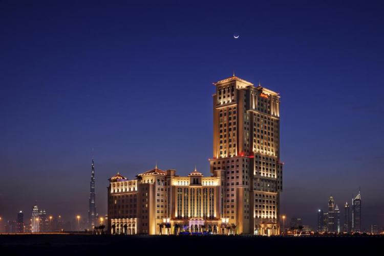 A Unique Wedding Venue For Your Magical Weddings: Marriott Al Jaddaf