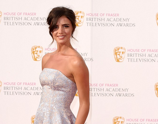 Bridal-Approved Dresses From The BAFTA TV Awards 2016