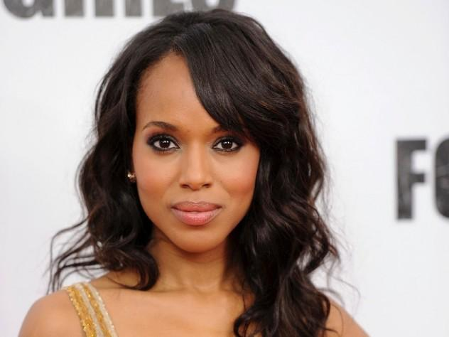 Tips For Perfect Skin From Kerry Washington