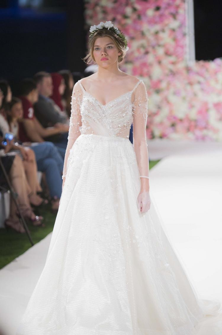 "Sohad Acouri's 2016 Bridal Collection ""Paradis Perdu"""