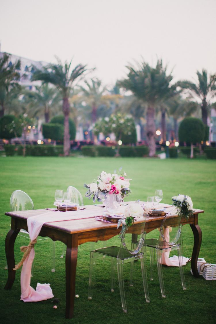 A Rustic Refined Romance Wedding Theme