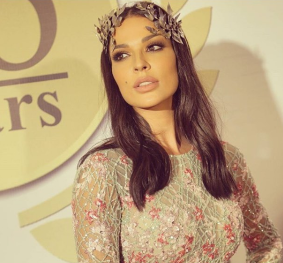Bridal Approved Headpieces by Arab Celebrities