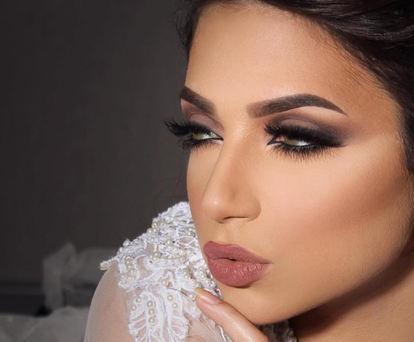 Flawless Makeup Looks by Bahraini Makeup Artist Masooma Hashim