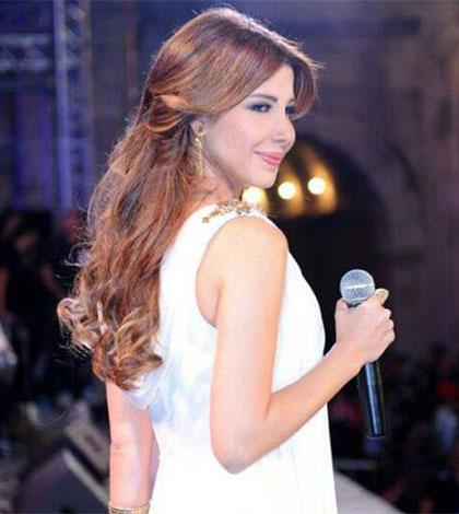 Bridal Approved White Dresses From Nancy Ajram