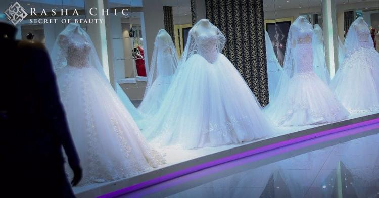 The 5 Most Popular Wedding Dresses Shops in Kuwait