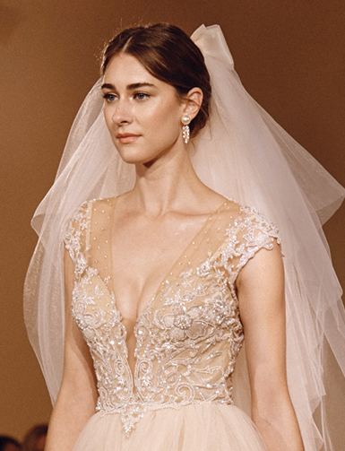 Bridal Veil Trends For Fall 2016
