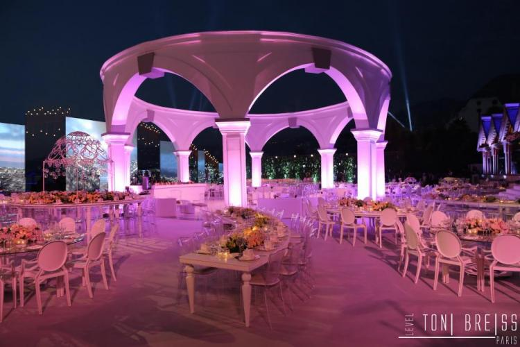 Luxurious Lebanese Weddings in The Summer of 2016