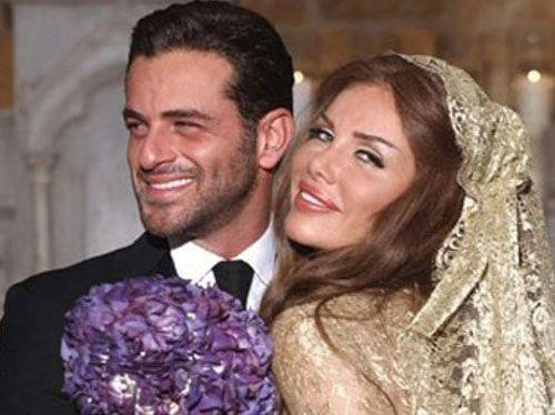Stunning Wedding Rings of Arab Celebrities