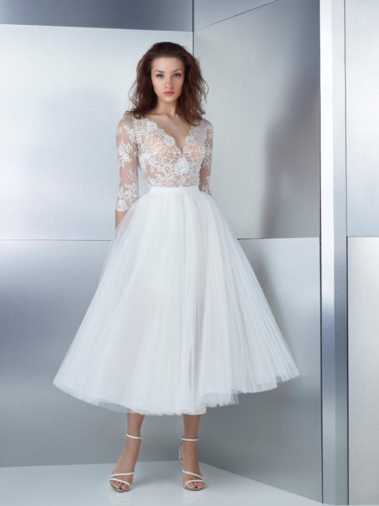 مجموعة جيمي معلوف لفساتين الزفاف لعام 2017