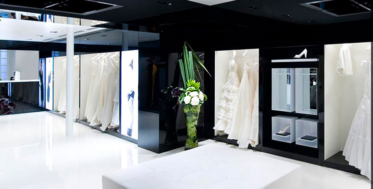 Top 4 Wedding Dress Shops In Qatar