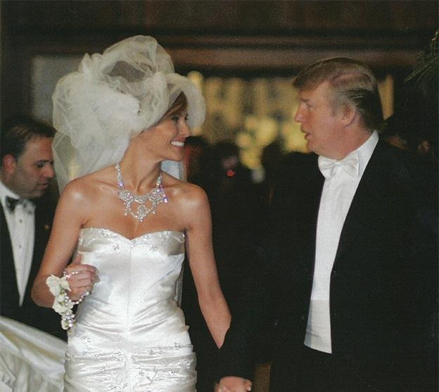 The Luxurious Weddings of Donald Trump