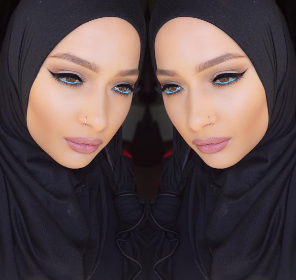 Makeup Looks Inspired by Beauty Blogger Nura Afia