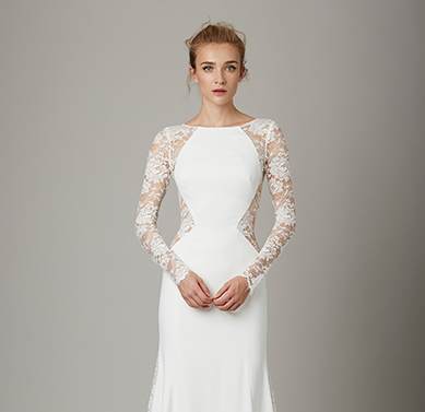 The Top 10 Most Pinned Wedding Dresses in 2016