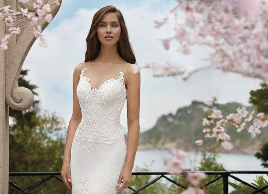 The Latest Demetrios Bridal Collection for 2017