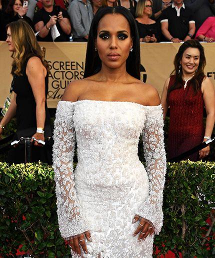 Bridal Perfect Dresses From The SAG Awards 2017