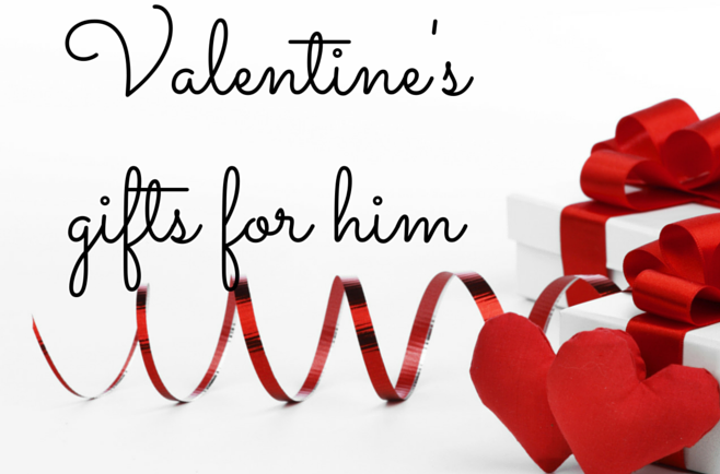For Him: Valentine Gift Ideas We Love
