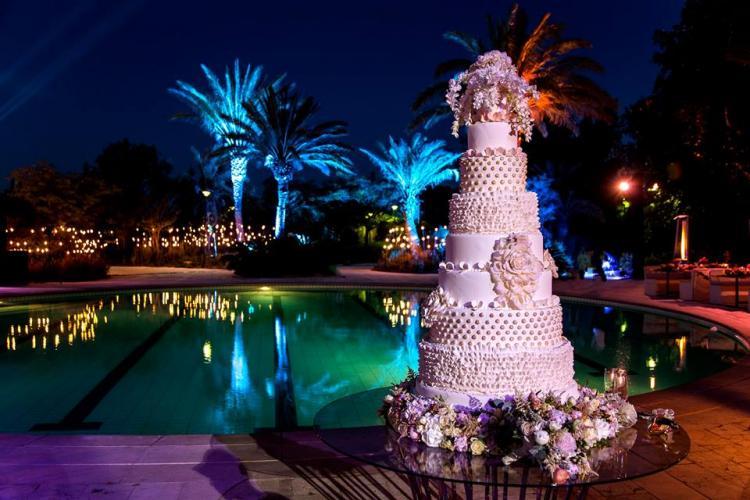 أشهر محلات كيك اعراس في عمّان