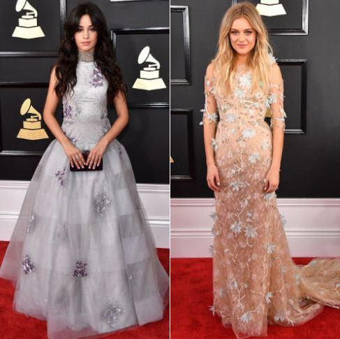 Our Favorite Celebrity Dresses From the Grammy Awards 2017