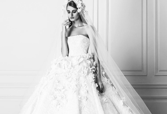 Marvelous Wedding Dresses by Hamda Al Fahim