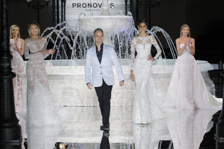 PRONOVIAS Presents It's Atelier 2018 Bridal Collection