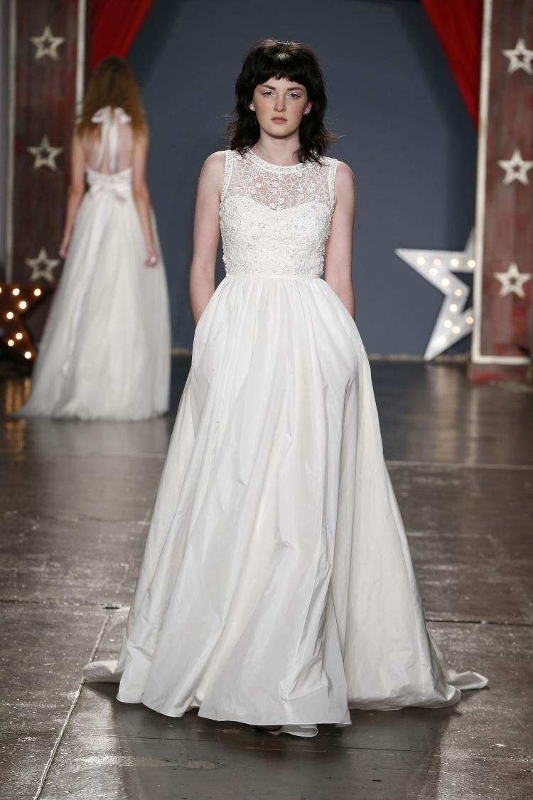 Jenny Packham 2018 Spring Bridal Collection