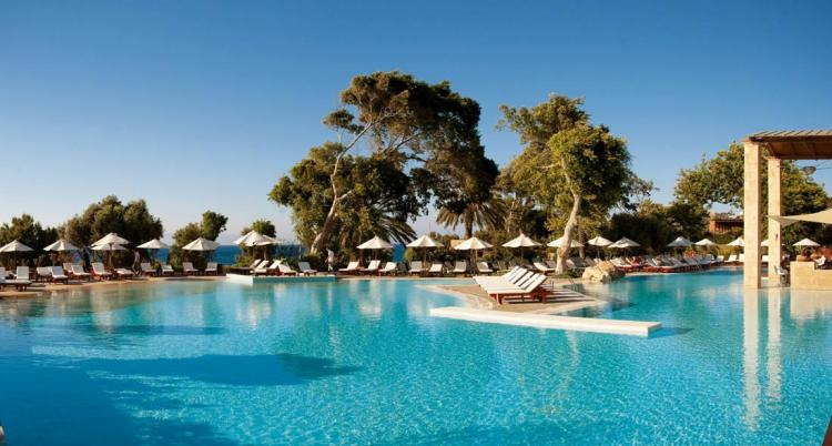 Top 5 Hotels and Resorts at Ixia in Rhodes