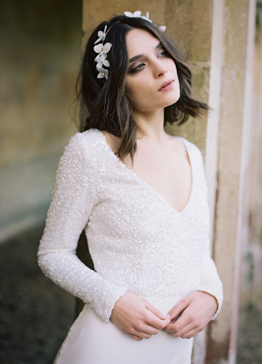 The Latest 2017 Bridal Collection by Cherry Willaims